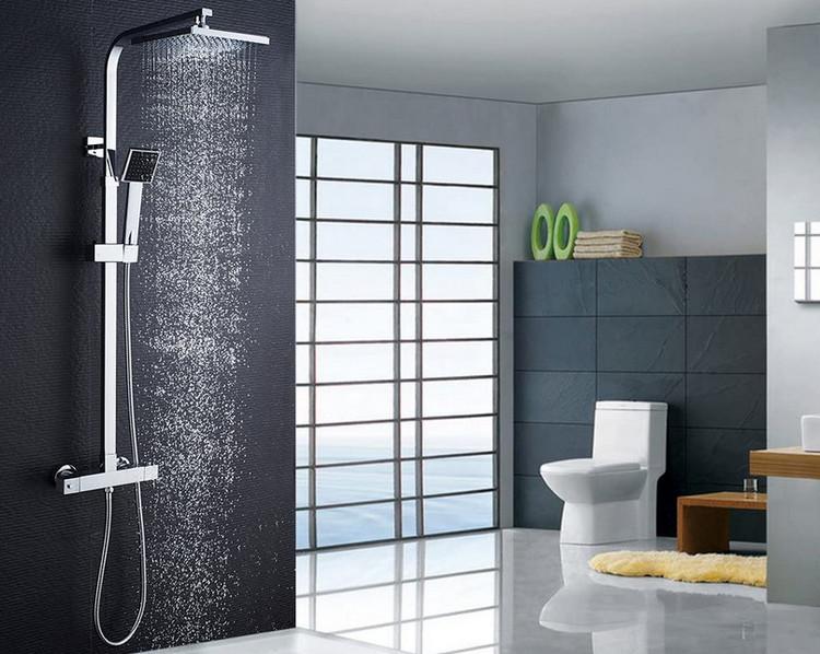 Comparatif meilleure colonne de douche