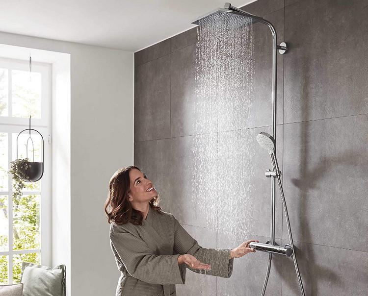 Conseils de choix colonne de douche