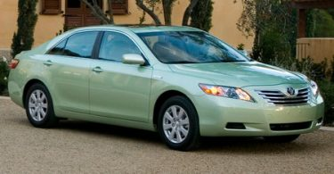 Meilleures voitures hybrides de 2007